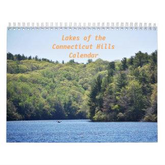 Meren van de Kalender van de Heuvels van