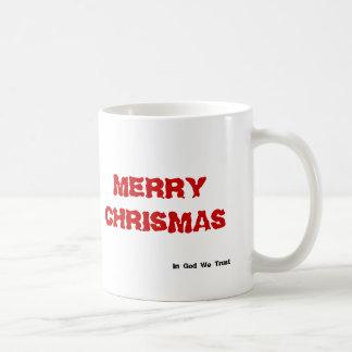 MerryChrismas1 Koffiemok