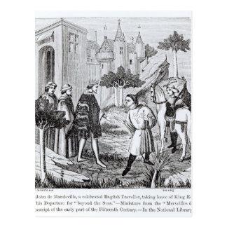 Merveilles du Monde', Briefkaart