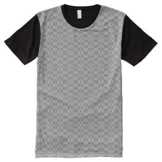 Mesh (grey) volledig bedrukte t-shirts