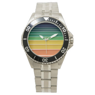 Met enkel flick van de pols… horloges