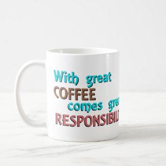 Met Grote Koffie komt de Grote mok van de