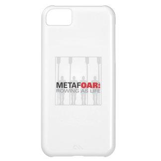 Metafoor voor het Roeien iPhone 5C Hoesje