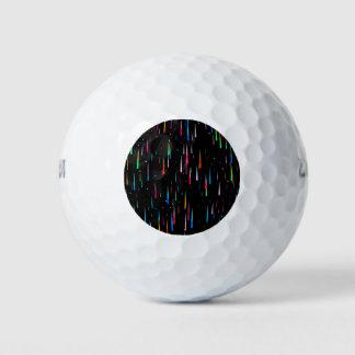 meteoor regen golfballen