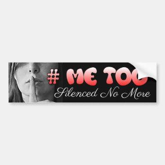 #MeToo ik de geen Tot zwijgen gebrachte Sh Sticker