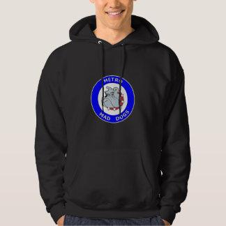 Metro Gekke Honden BasisHoodie Sweatshirt Met Hoodie