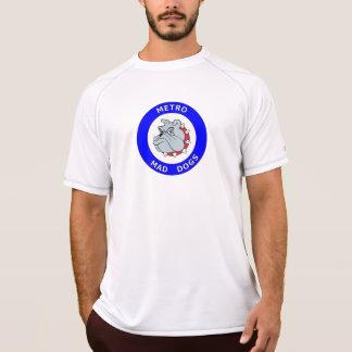 Metro Gekke Honden - de Nieuwe T-shirt van het