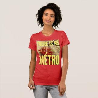 Metro van Parijs: liefde om het te haten T Shirt