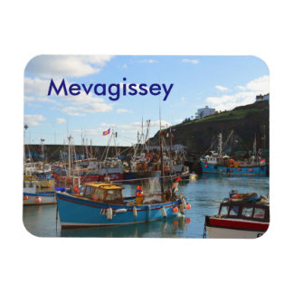 Mevagissey Cornwall Engeland Magneet