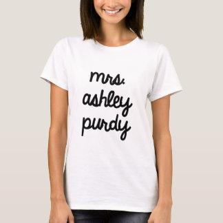 Mevr. Ashley Purdy T Shirt