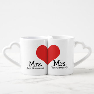 Mevr. en Mevr. Twee het Huwelijk van het Hart van Loversmok