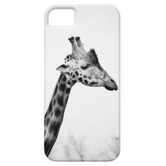 Mevr. Giraffe Barely There iPhone 5 Hoesje