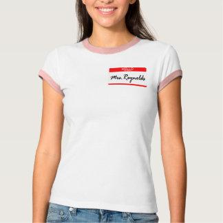 Mevr. Reynolds T Shirt