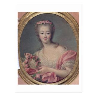 Mevrouw du Barry, 1770 Briefkaart