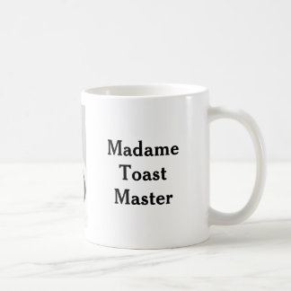 Mevrouw Toast Master Toastmaster Coffee Mok