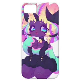 Mewnico Barely There iPhone 5 Hoesje