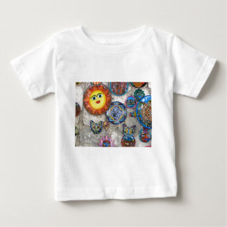 Mexicaans Art. Baby T Shirts