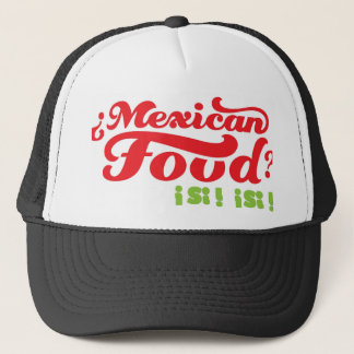 MEXICAANS VOEDSEL TRUCKER PET