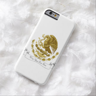 Mexicaans wapenschild barely there iPhone 6 hoesje