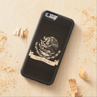 Mexicaans wapenschild esdoorn iPhone 6 bumper case
