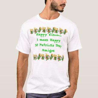 Mexicaanse St tikt T-shirt