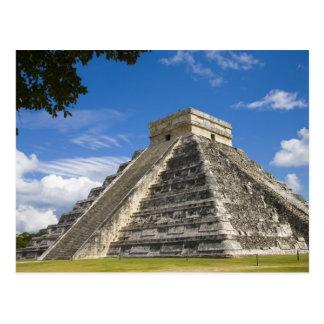 Mexico, Quintana Roo, dichtbij Cancun, Chichen 5 Briefkaart