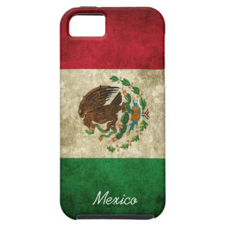 Mexico Tough iPhone 5 Hoesje