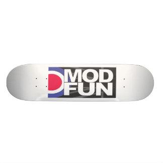 MF het Dek van het Skateboard van het Doel