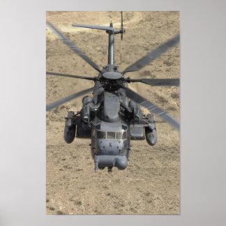 MH-53J bedek Lage IIIE Poster