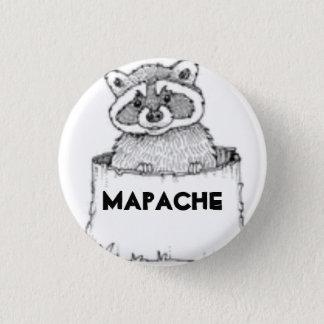 Mi Mapachito Ronde Button 3,2 Cm