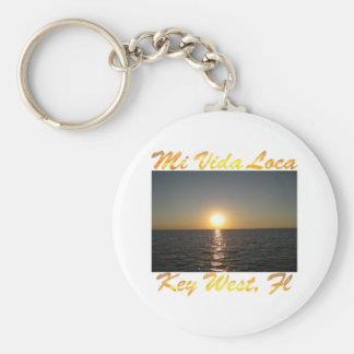 Mi Vida Plaatsen Key West Florida #013 Sleutelhanger