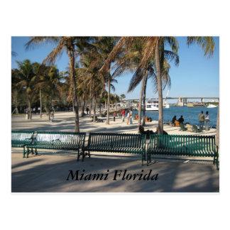 Miami Florida Briefkaart