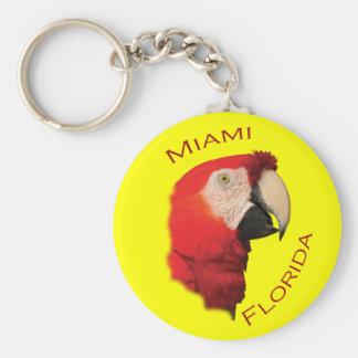 Miami, Florida Sleutelhanger