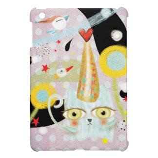 Miau Leuke Kawaii van de kat iPad Mini Case