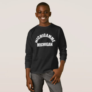 Michigamme Michigan T Shirt