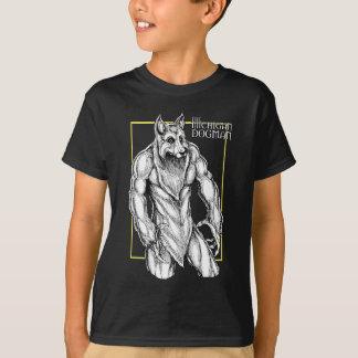 Michigan Dogman T Shirt