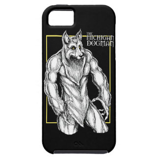Michigan Dogman Tough iPhone 5 Hoesje