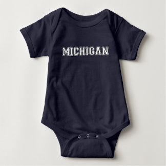 Michigan Romper
