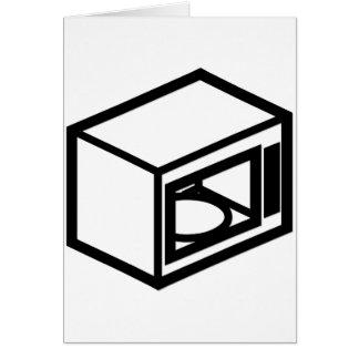 Microgolf Briefkaarten 0
