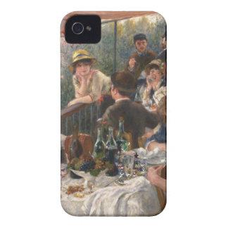 Middagmaal van de Partij van het Roeien - Renoir iPhone 4 Hoesje