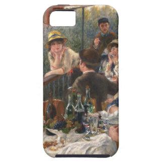 Middagmaal van de Partij van het Roeien - Renoir Tough iPhone 5 Hoesje