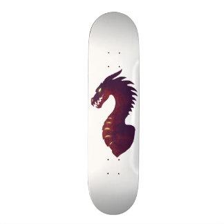 Middeleeuwse Draak Skateboard Decks