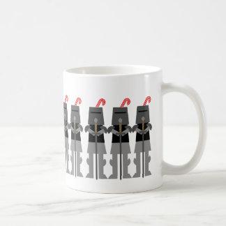 Middeleeuwse Ridders Koffiemok