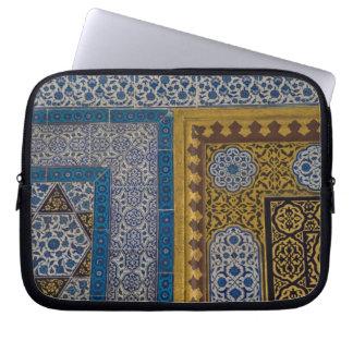 Midden-Oosten Turkije en stad van Istanboel met Laptop Sleeve Hoezen