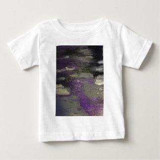 Middernacht op Canvas Baby T Shirts