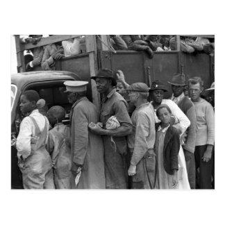 Migrerende Plantaardige Arbeiders: 1939 Briefkaart