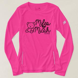 Mijlen voor Micah T Shirts