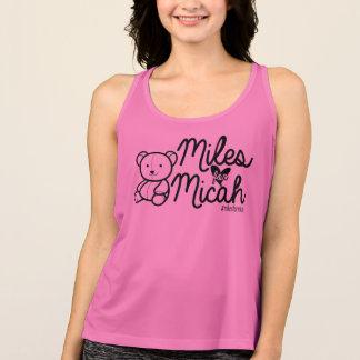 Mijlen voor Technisch Overhemd Micah Tanktop