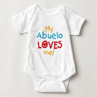Mijn Abuelo houdt van me T-shirts en Giften