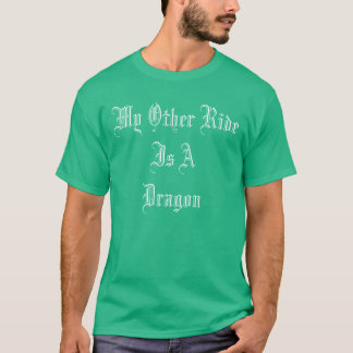 Mijn Andere Rit is een T-shirt van de Draak